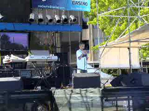 Don't Stop Believing performed by Latrell Preutt   an autistic boy special guest of pro2ge'