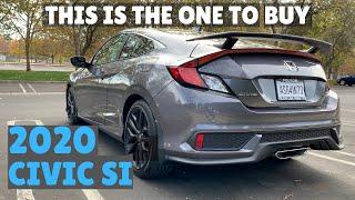 2020 Honda Civic Si | First Impressions