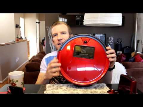 The Best Robot Vacuum - BobSweep Vacuum - Review