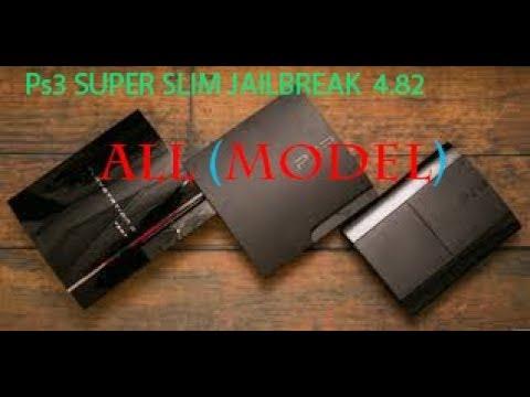How to Hack PS3 Super slim jailbreak 4.81...