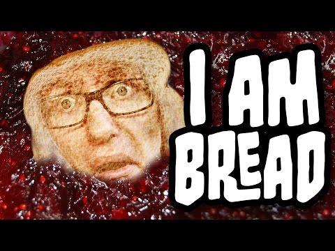 TOST Z MAGNETOWIDU? X'D | I Am Bread #2