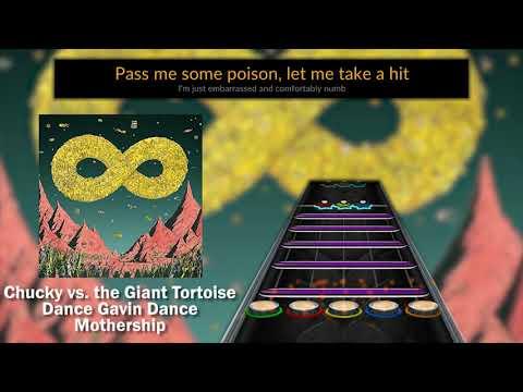 Dance Gavin Dance - Chucky vs. the Giant Tortoise (Chart Preview)