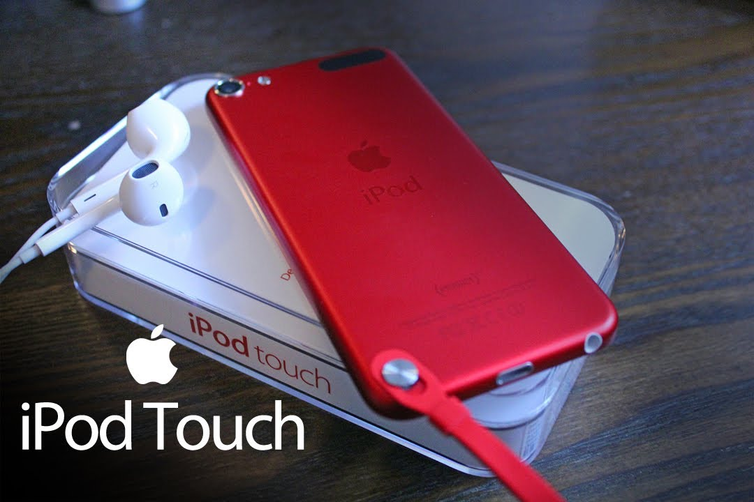 New Apple Ipod Touch 5 Unboxing Youtube
