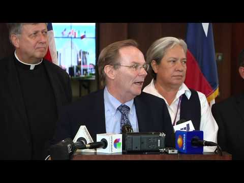 City of McAllen: Press Conference
