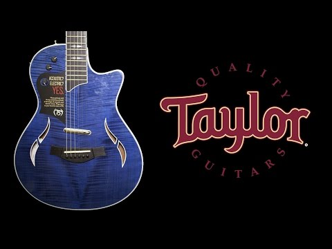 Taylor T5Z Pro Pacific Blue - Manchester Music Mill