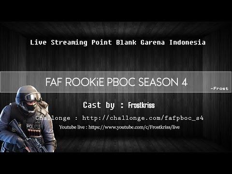 FAF ROOKiE PBOC SEASON 4 | Cast by Frostkriss