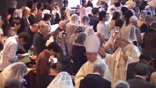 033 Cantus claudere Solemn Pontifical Mass in Gregorian Chant