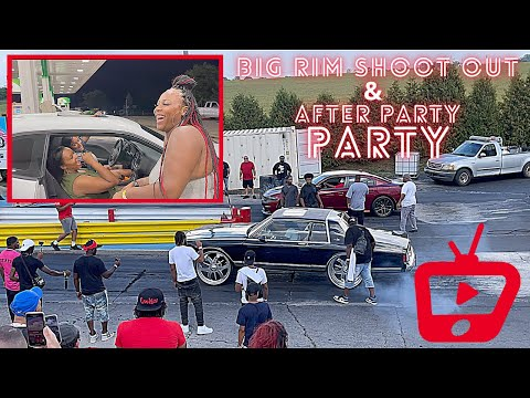 Race Wars At Show & Go 4 Followed By The After Party At The Gas Station