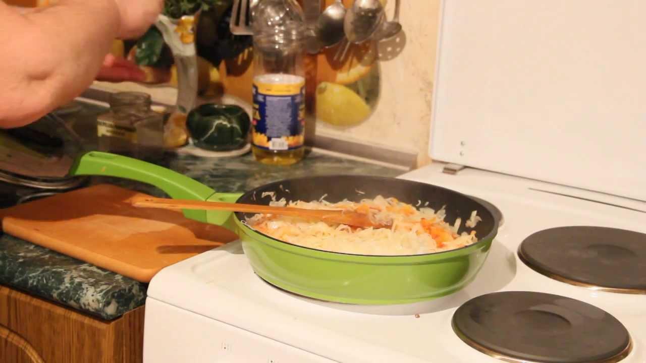 Как вкусно приготовить тушеную капусту