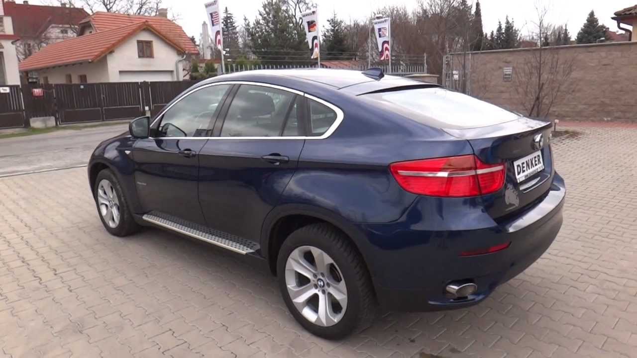 2009 Bmw X6 35d Presentation Full Hd Youtube
