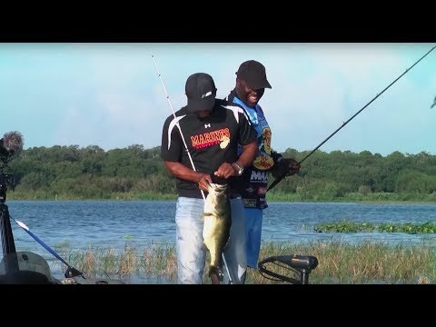 A Fishing Story | Season 1: Pro angler Ish Monroe fishes for bass with Ronnie Green