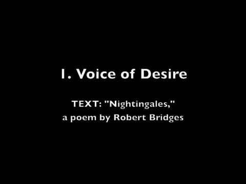 WEIR: The Voice of Desire: 1. Voice of Desire