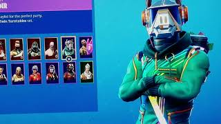 New skin fortnite battle royal play _ victory royal