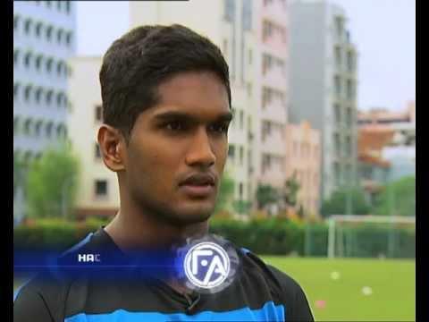 Football Asia - Singapore Team