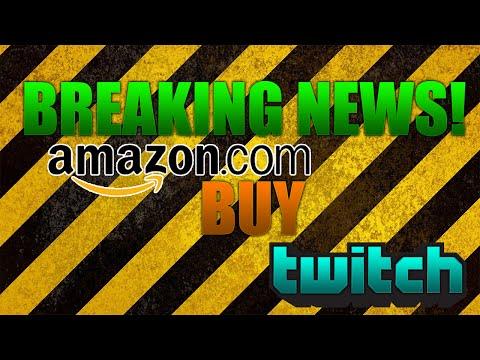 BREAKING NEWS | Amazon Buys Twitch.tv