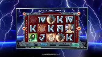 Asgard Slot at Golden Euro Casino