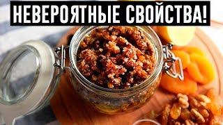 Мощный эликсир здоровья паста Амосова рецепт правильный способ применения