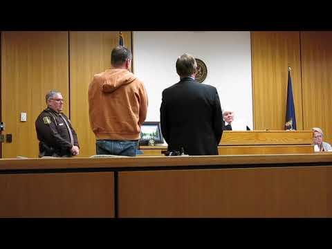 Patrick Hickey arraignment March 21, 2018