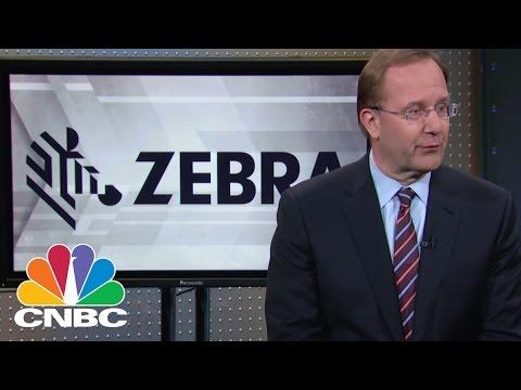 Zebra Technologies CEO: Strong Verticals   Mad Money   CNBC