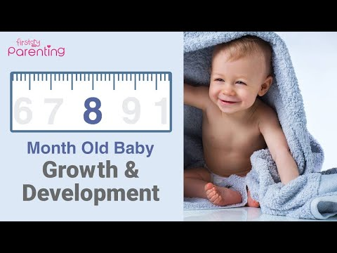Your 8-Month-Old Baby s Development