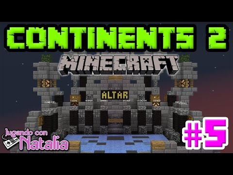 2 DRAGONES Y 2 BOLUDOS | Viernes de Minecraft | Continents 2 con Horacio #5