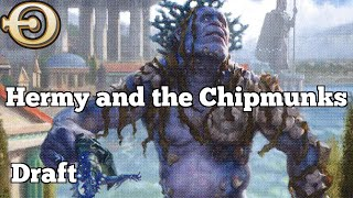 Hermy and the Chipmunks | Vintage Cube Draft [MTGO]