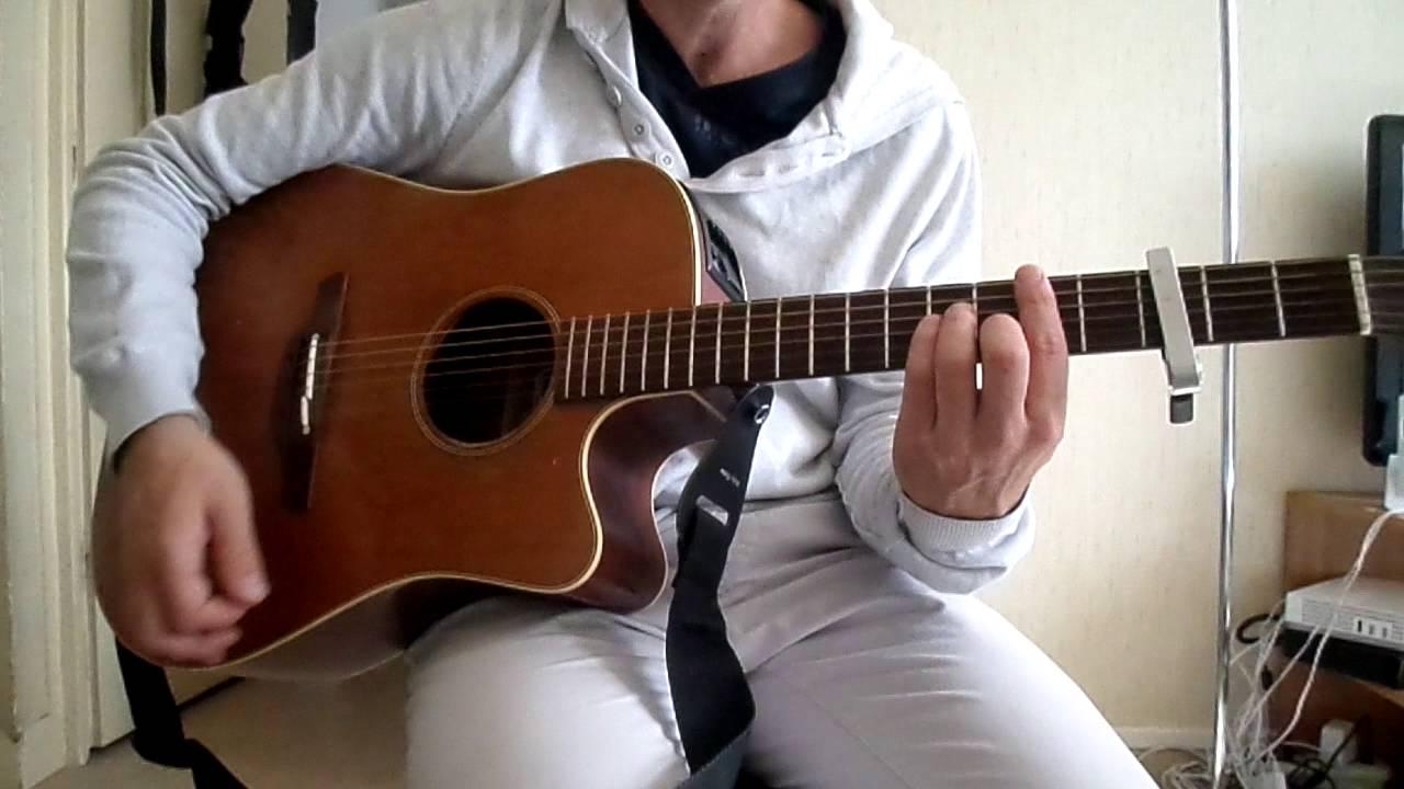 tout le bonheur du monde kids united comment jouer tuto guitare youtube en fran ais youtube. Black Bedroom Furniture Sets. Home Design Ideas