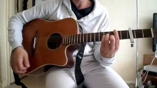 tout le bonheur du monde - Kids united - comment jouer tuto guitare YouTube En Français