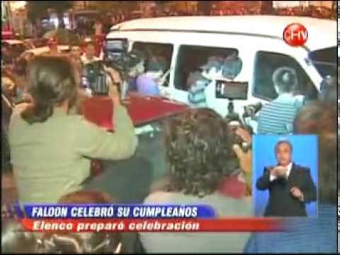 Comienzan a llegar artistas del festival por CHV Noticias