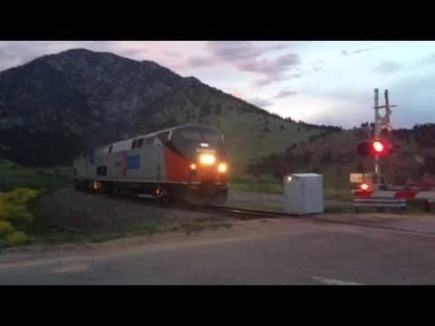 Thumbnail: The most rare Amtrak with 156 a ACS64 and 4 Amtrak private cars