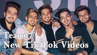 Team 07 Latest Tik Tok Comedy Video, Mr Faisu New Tik Tok Video, Hasnain Adnaan Saddu Faiz TikTok 05