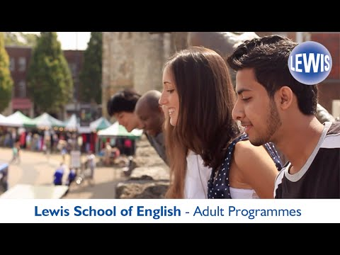 Lewis School of English - Adults