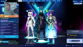 Fortnite Season X - New Skin In Battle Pass
