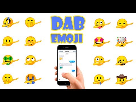 Dab Emoji Keyboard For IOS & Android | Download Emoji