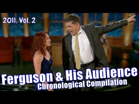 Craig Ferguson & His Audience, 2011 Edition, Vol. 2
