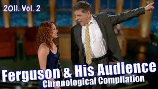 Craig Ferguson & His Audience, 2011 Edition, Vol. 2 Out Of 2