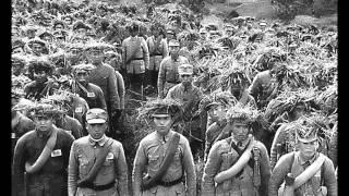 【軍歌】国民義勇隊の歌 大映男声合唱団