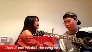 Chưa từng thuộc về nhau (Bích Phương) - Covered by Quỳnh Anh & Khánh Dương
