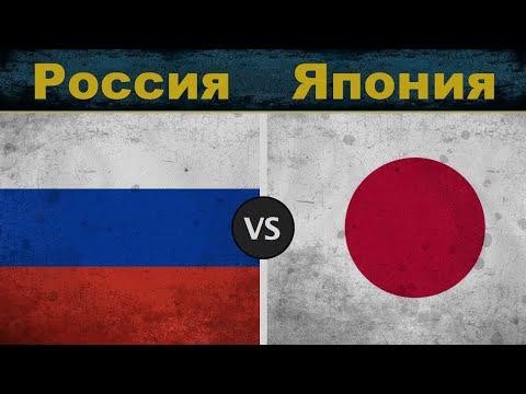 Россия vs Япония - Рейтинг армий мира 2018