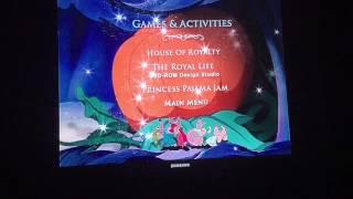Cinderella Special Edition (Disc 2) DVD Menu Walkthrough