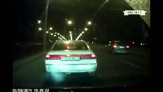 Гомельский таксист решил проучить «учителя»