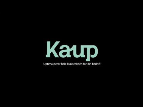 Nettsider og digital markedsføring med Kaup i Sandefjord