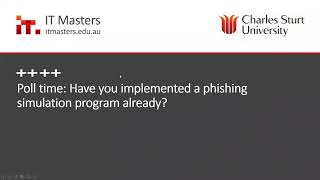 Phishing Countermeasures - Webinar 4 of 4