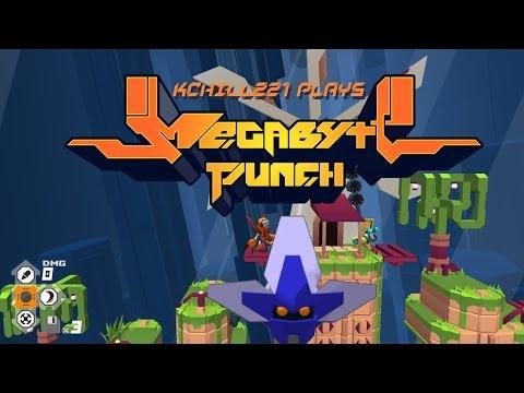 Megabyte Punch Ep1: Robo Adventures |