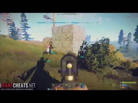 Rust Hacks ESP Cheats | Undetected Aimbot - iwantcheats net