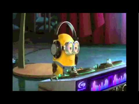 Minions - Banana ( DBLM House Electro Remix 2013 ) HD