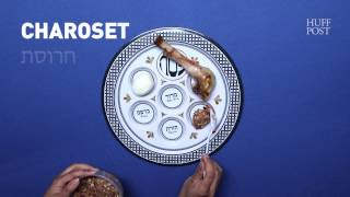The Passover Seder Plate Explained