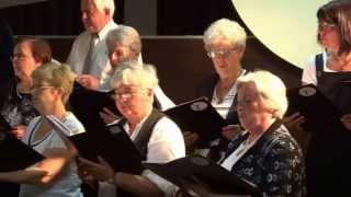 Dansez maintenant - Concert chorale de Wattrelos, en sortant de l