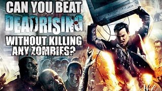VG Myths - Can You Beat Dead Rising Without Killing Any Zombies?