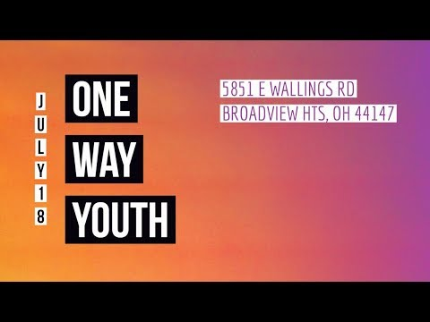 7/20/18 Friday Youth Service ft. special guest
